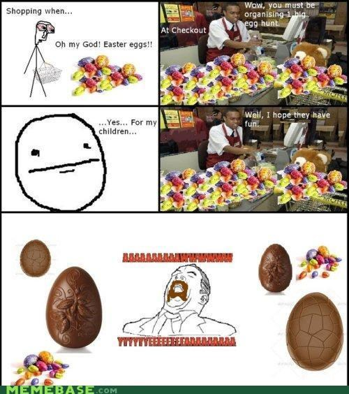 aw yeah children easter egg molester Rage Comics - 4687806720