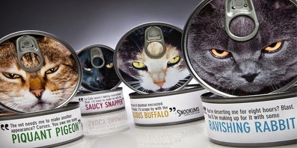 creative and interesting animal food designs
