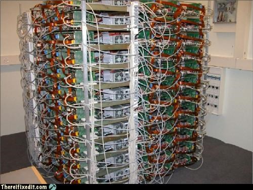 computers dangerous Mad Science Monday overkill servers