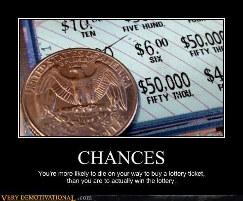 chances Death lottery