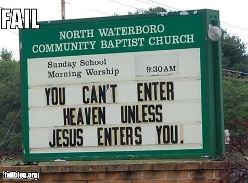 church failboat innuendo package religion signs - 4690165248