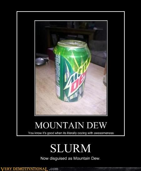 futurama hilarious mountain dew slurm - 4690285056