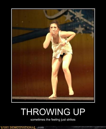 eww hilarious throwing up up skirt - 4690678016
