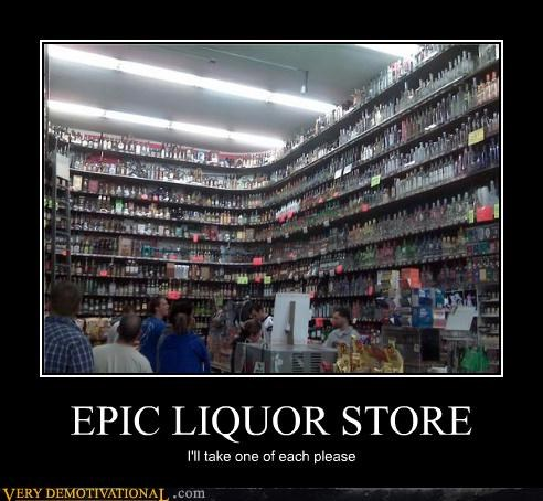 awesome epic liquor store Pure Awesome - 4690897664