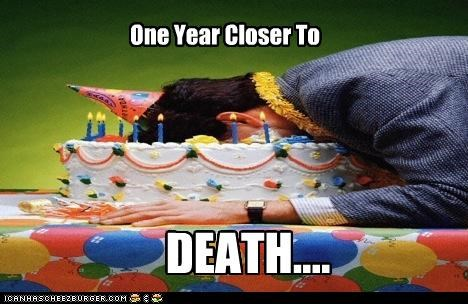 birthday,cake,Death
