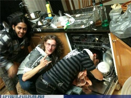 dishes drunk - 4691381504