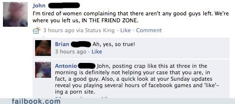 called out,friend zone,thats-why