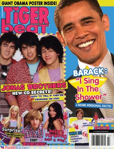 barack obama,political pictures,the new york times,tiger beat