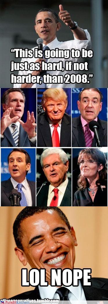 barack obama donald trump election 2012 political pictures Sarah Palin - 4692485632