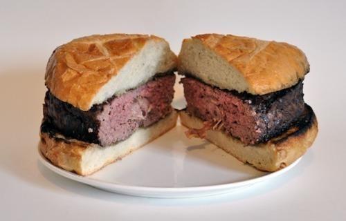 Kickass Comestible,parks-rec-irl,Ron Swanson Turkey Burger