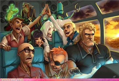 animation art cool Fan Art Hall of Fame venture brothers - 4692562176