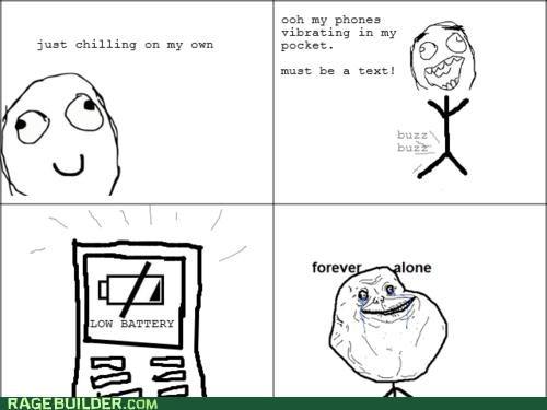phone,Rage Comics,troll,vibrate
