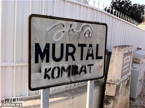 hacked Mortal Kombat nerdgasm stencil video games - 4692800512