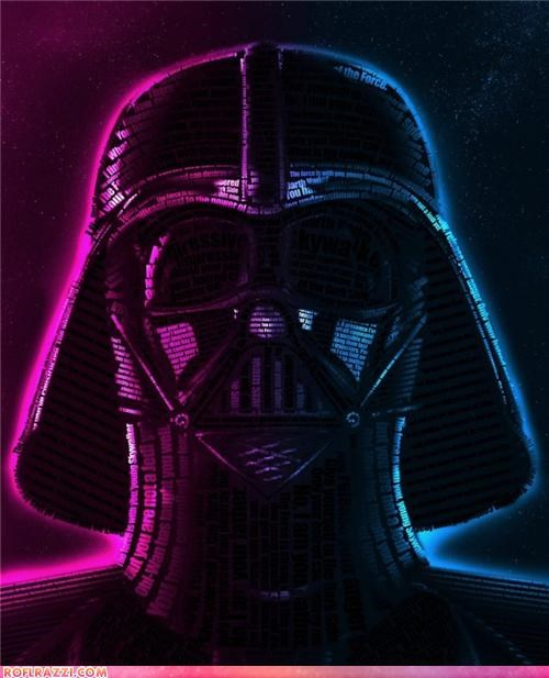 art cool darth vader Hall of Fame sci fi star wars - 4692892160