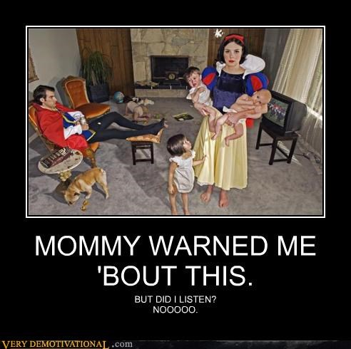 crappy,house,kids,Sad,snow white