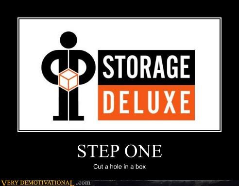 in a box step one storage - 4693452288