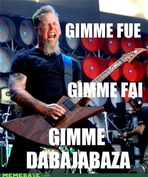 dababjabaza gimme fai guitar Memes Music rock - 4693517824