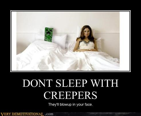 bad idea creepers hilarious minecraft sexy times - 4693556736