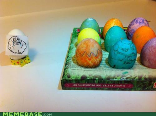 easter egg forever alone - 4693658368
