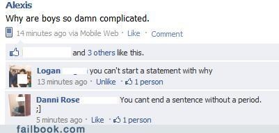 sentences,grammar