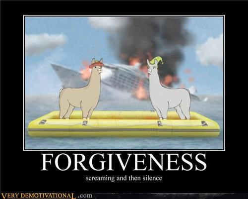 awesome cartoons forgiveness hilarious wtf