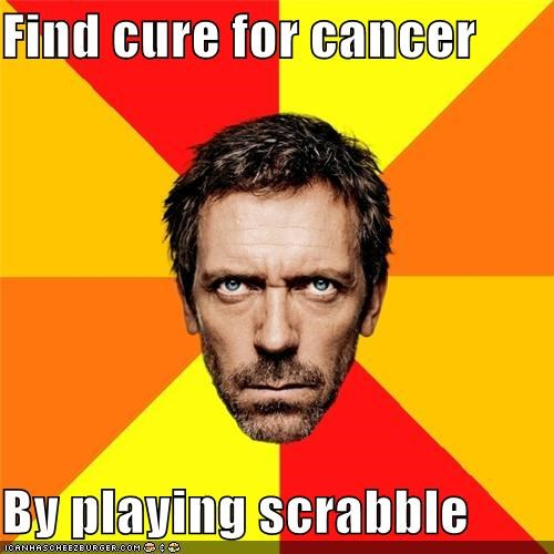 doctor house letters lupus Memes television - 4693900032