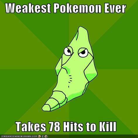 harden,metapod,Pokémemes,Pokémon,troll