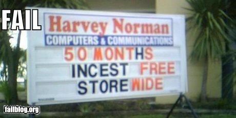 failboat incest innuendo signs spelling - 4694886144