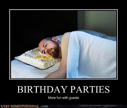 birthday forever alone Party Sad
