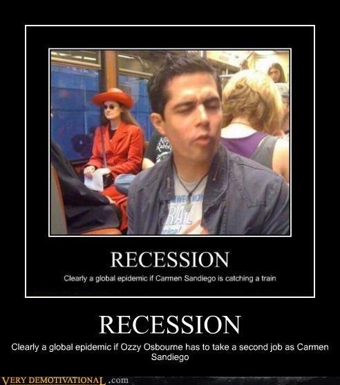 carmen sandiego hilarious Ozzy Osbourne recession - 4695842304