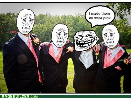 best men groom marriage Rage Comics wedding - 4696011776