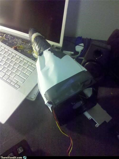 Apple product computer repair fan keyboard laptop - 4696331264