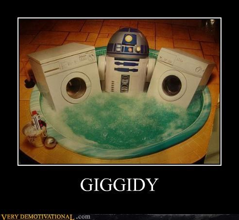 hot tub,quagmire,r2d2,sexy times,star wars