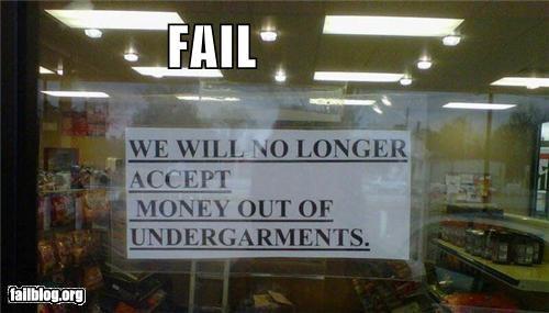 money oddly specific signs underwear - 4696550144