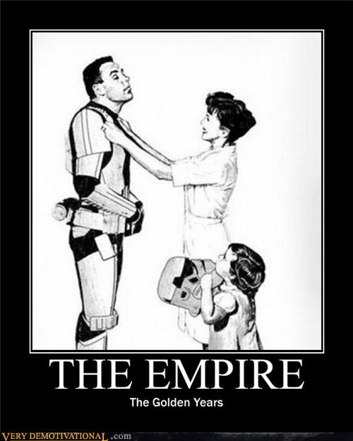 empire golden years star wars