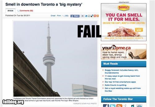 Ad failboat g rated juxtaposition oh canada Probably bad News - 4696843776