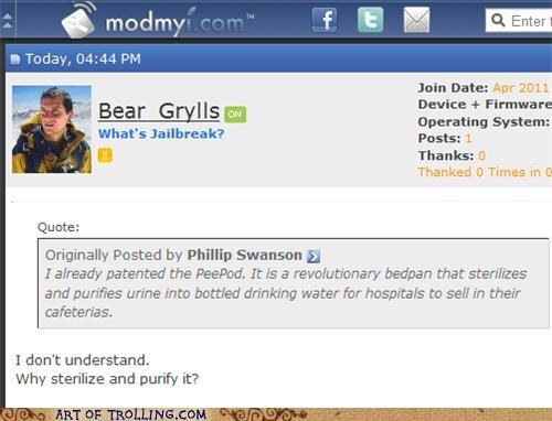 bear grylls piss purify urine - 4697344512