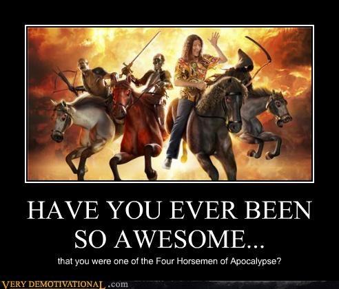 alpocalypse four horseman weird al - 4697584896