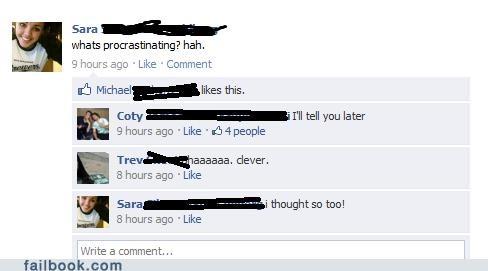 procrastination clever - 4697915136