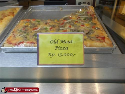 ew gross old pizza - 4697990912