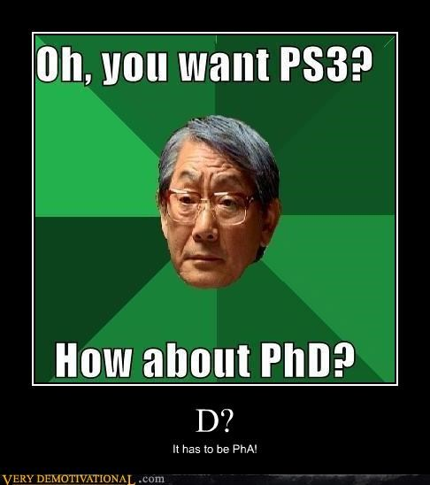 asian dad,phd,ps3