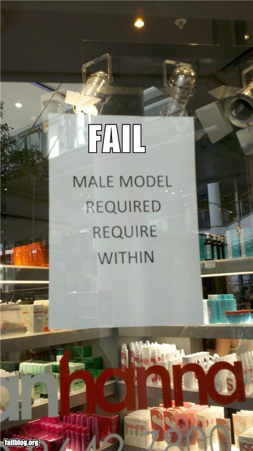 failboat g rated Mannequins sign so confusing words work - 4699060480