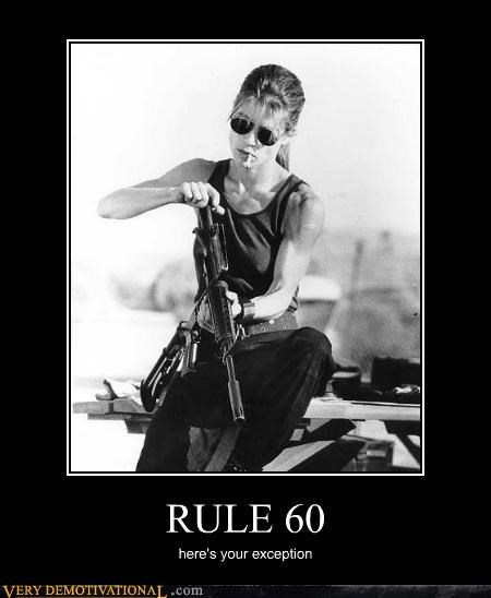 rule 60,sarah connor,terminator