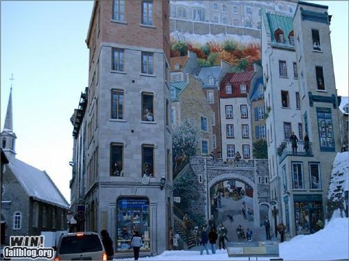 art europe mural painting pretty - 4699072512