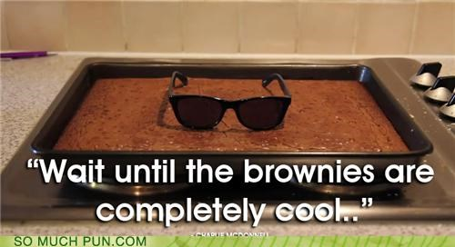 brownies cool double meaning Hall of Fame sunglasses wait - 4699320320