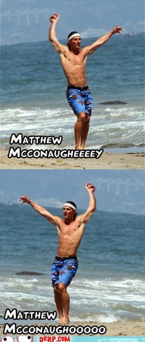 beach Celebriderp celeb matthew mcconaughey - 4699916800