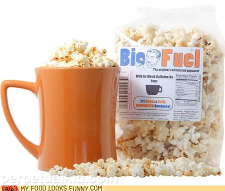 buzz caffeine Popcorn snack - 4699982848