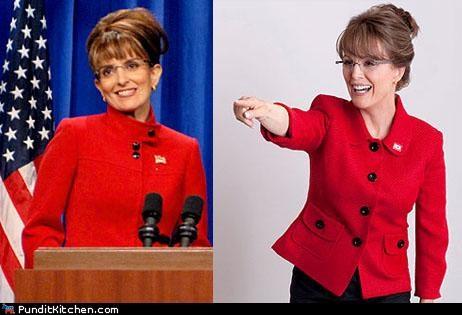 political pictures Sarah Palin tina fey - 4700031744