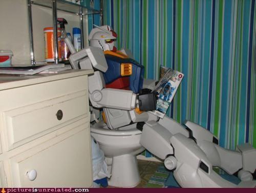 awesome gundum poop wtf - 4700060416