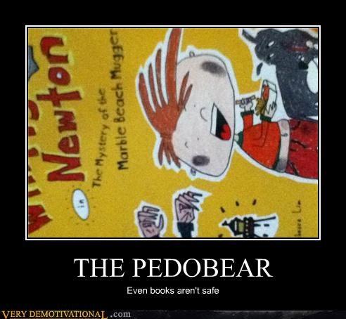 THE PEDOBEAR